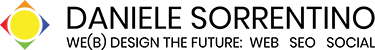Webmaster a Roma e SEO Specialist – Daniele Sorrentino Logo