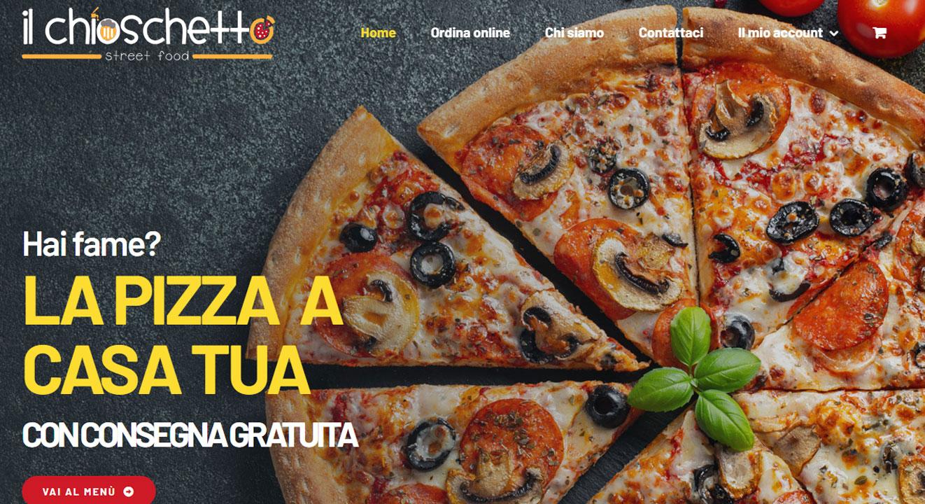 Pizza Ostia