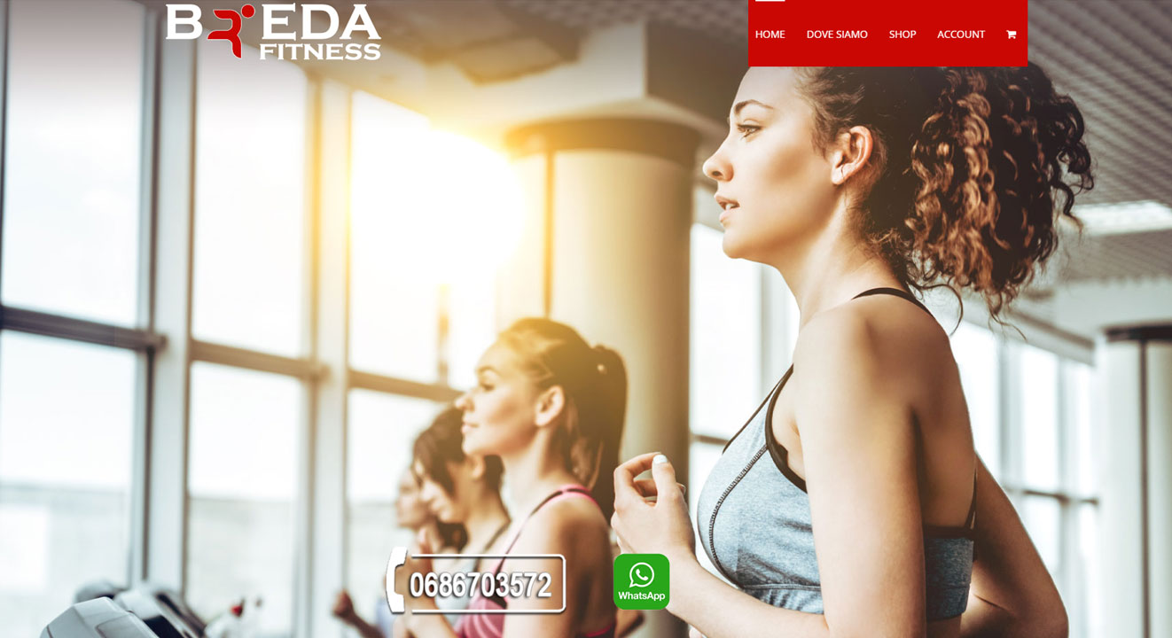 Breda Fitness - Tapis Roulant on line